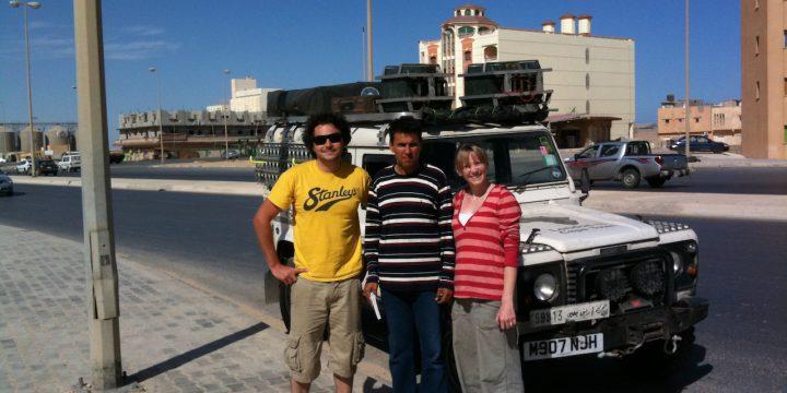 Day 20 – Libya